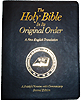 Restoring the Original Bible