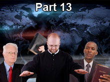 Coming One World Religion Part 13