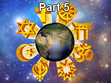 Coming One World Religion Part 5
